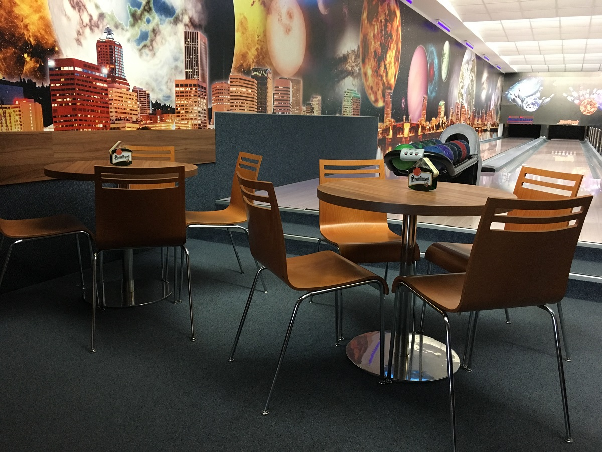 Bowling Hotel Ryšavý