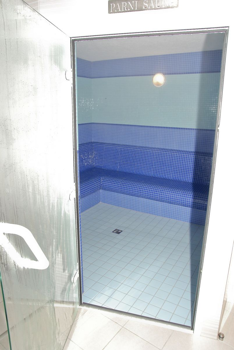 Parní sauna Hotel Ryšavý
