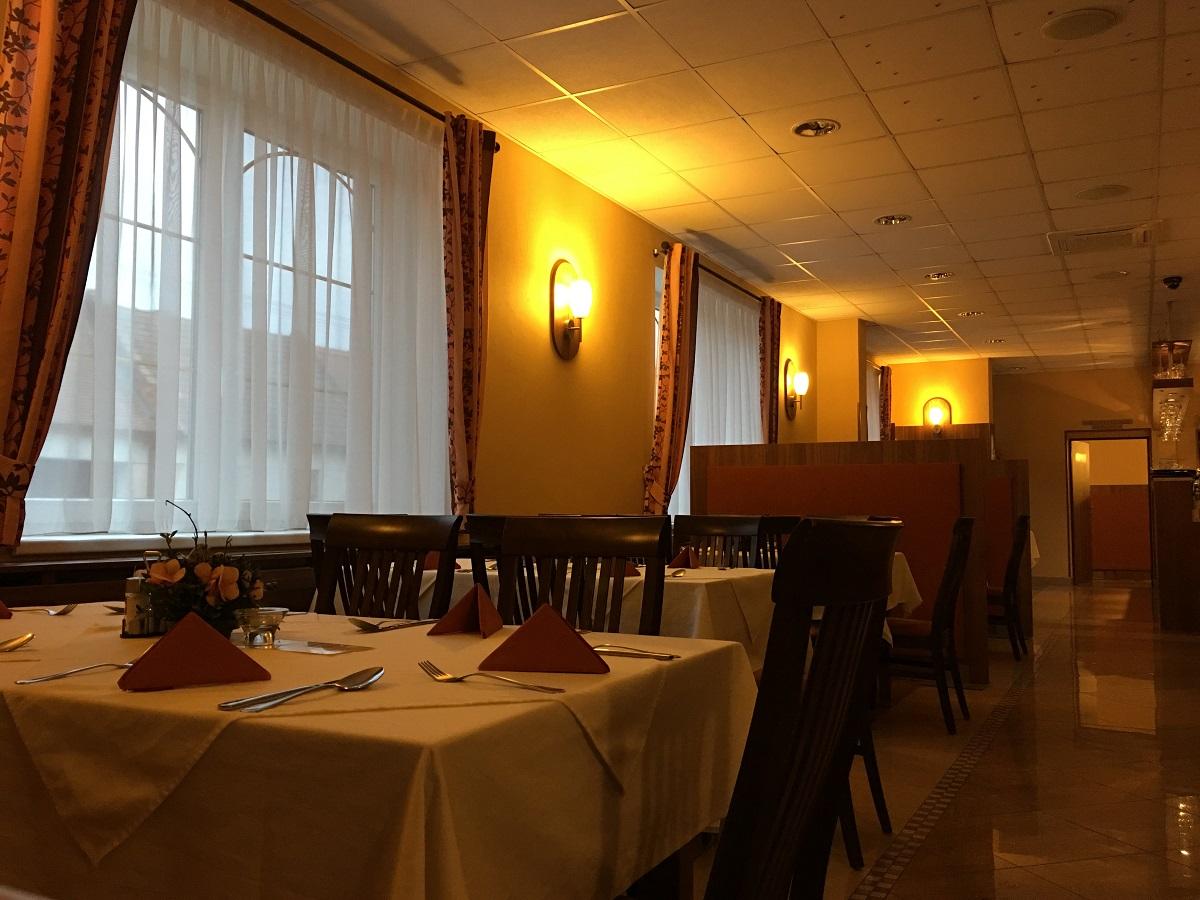 Restaurace Hotel Ryšavý