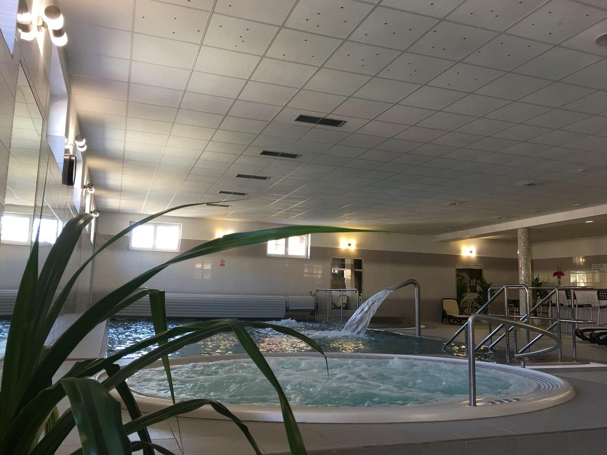Whirlpool Hotel Ryšavý