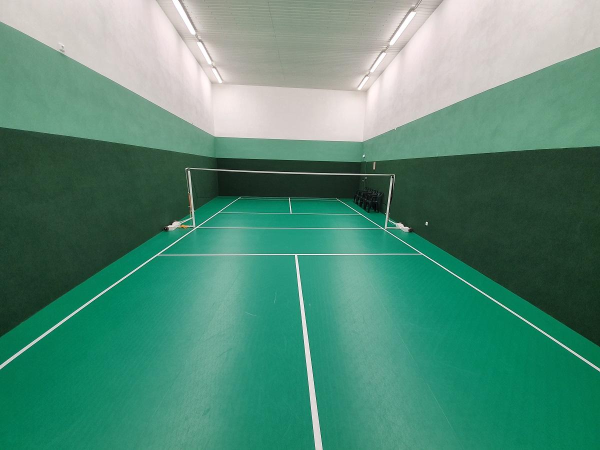 Badminton Hotel Ryšavý